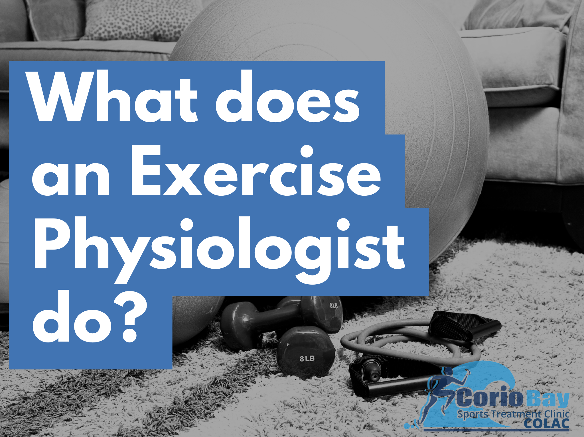 What Does An Exercise Physiologist Do?