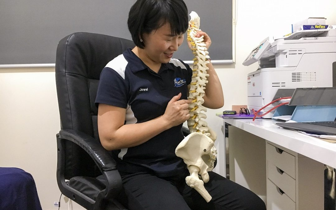Feeling The Pressure – Spinal Stenosis